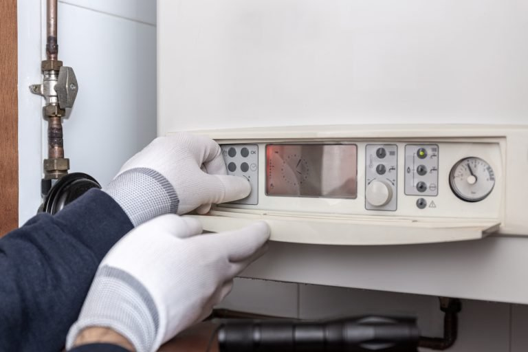 How to repressurire a boiler